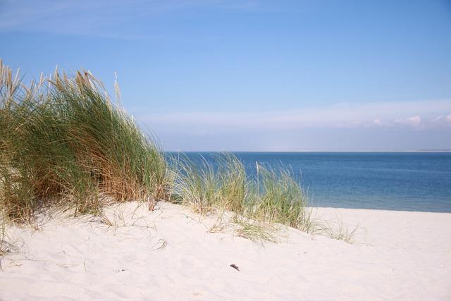 Beach, Sand, North Sea, Sylt, Sea, Beautiful Beach