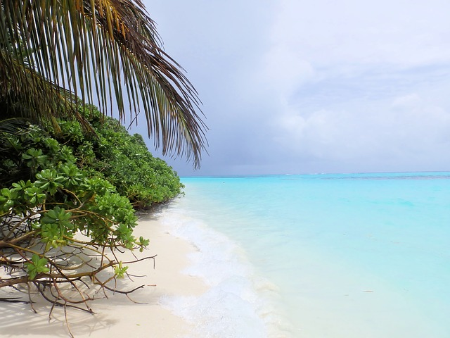 Ocean, Sea, Beach, Maldives, The Stones, Peace Of Mind