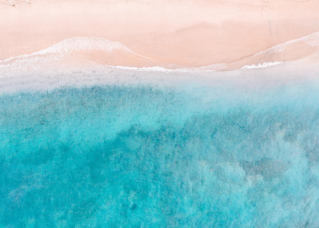 Sea, Beach, Drone, Vacations, Summer, Water, Ocean