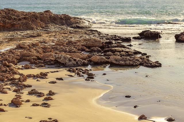 Seashore, Beach, Sea, Sand, Nature, Landscape, Coast