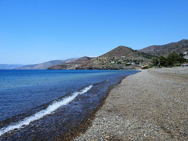 Greece, Sea, Beach, Scenery, Summer, Travel, Holidays