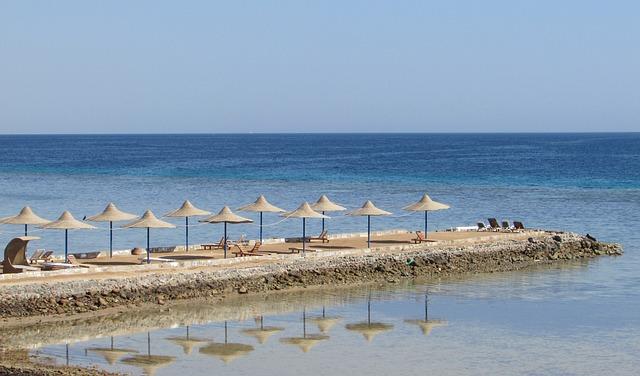 Water, Sea, Travel, Beach, Seashore, Egypt