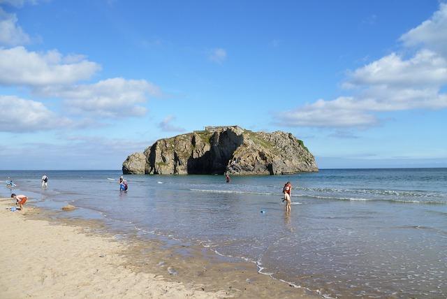 Beach, Sea, Seaside, Summer, Ocean, Water, Coast