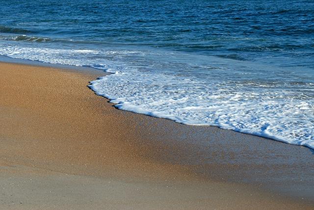 Water, Sea, Beach, Sand, Seashore, Surf, Ocean, Travel