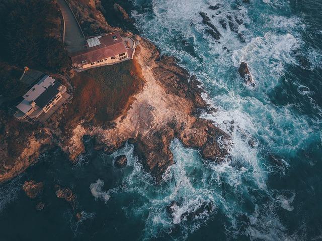Photography, Landscape, Travel, Wallpaper, Drone, Beach