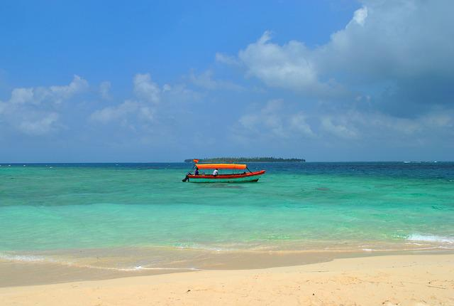 Beach, Sea, Landscape, Beach Sand, Sand, Panama, Water