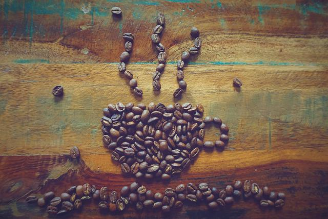 Coffee Cup, Bean, Coffee Bean, Cup, Cafe, Benefit From