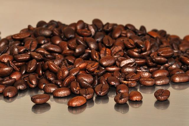 Coffee, Beans, Coffee Beans, Aroma, Caffeine, Cafe