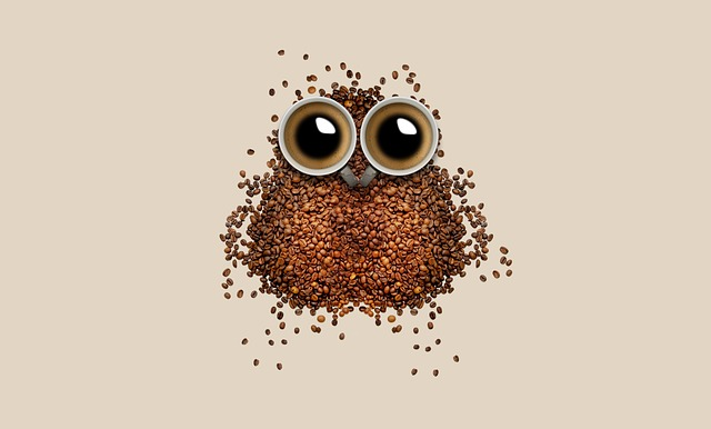 Coffee, Coffee Bean, Beans, Coffee Cup, Cup, Brown