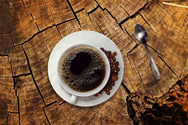 Coffee, Coffee Cup, Cup, Drink, Beans, Coffee Beans
