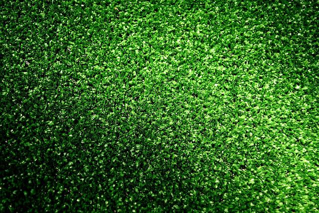Artificial Turf, Plastic, Green, Beautiful, Fake