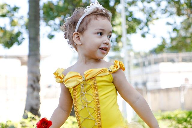 Disney, Beautiful, Child