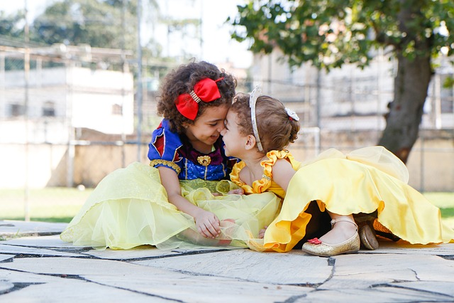 Disney, Beautiful, Child, Snow White