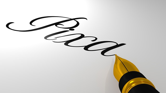 Calligraphy, Beautiful Scripture, Spring, Pen, Art