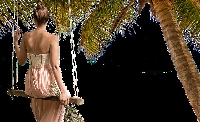 Beach, Woman, Holidays, Beautiful Woman