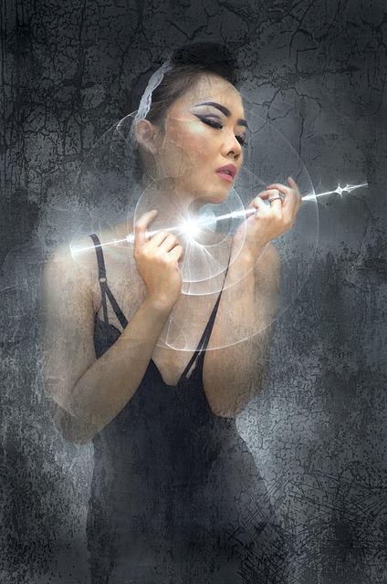 Portrait, Woman, Fantasy, Composing, Female, Beauty