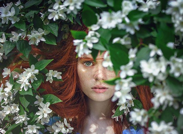 Girl, Beauty, Fairytales, Fantasy, Female, Hair