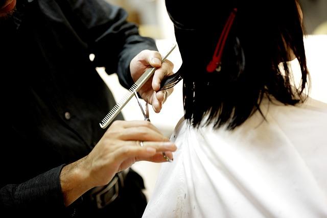 Haircut, Hair Cut, Beauty Salon, Combs