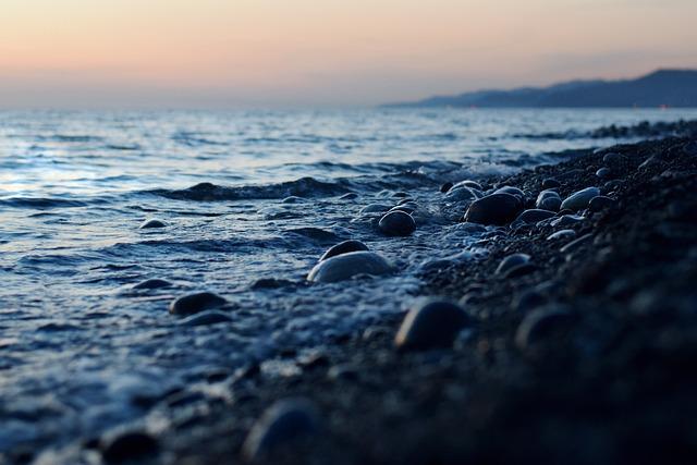 Nature, Beauty, Sky, Sea, Sun, Sunset, Beach, Heat