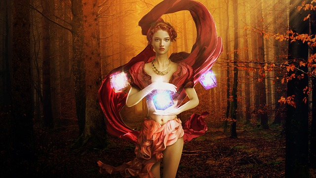 Gothic, Fantasy, Dark, Woman, Female, Young, Beauty
