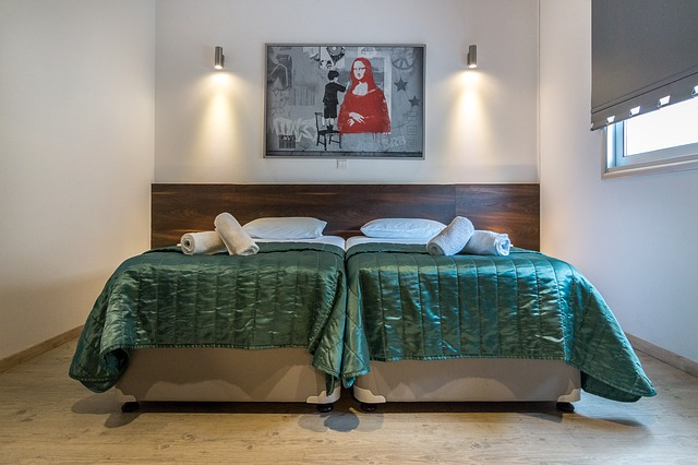 Bedroom, Hotel, Interior, Luxury Villas, Tourism