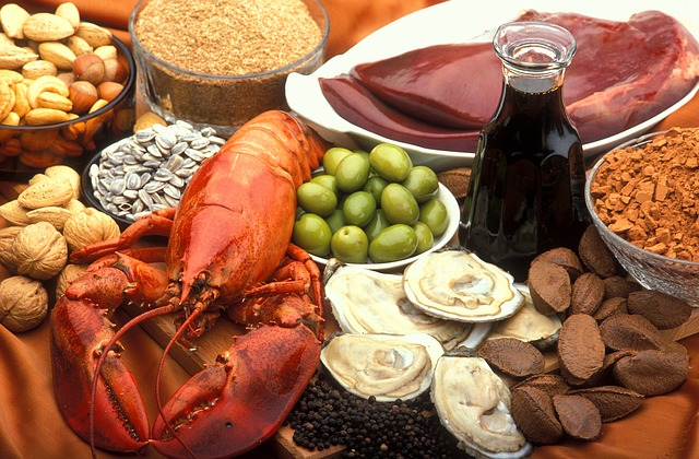 Power, Copper-rich Food, Oysters, Beef, Meat