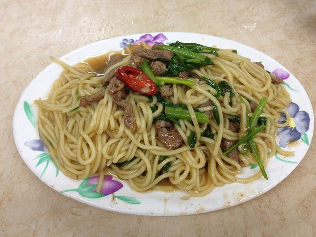 Beef Noodles, Noodles Food, Food