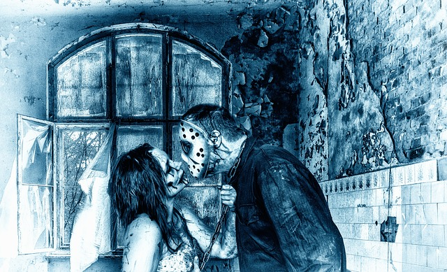 Beelitz, Window, Couple, Love, Lovers, Pair, Together