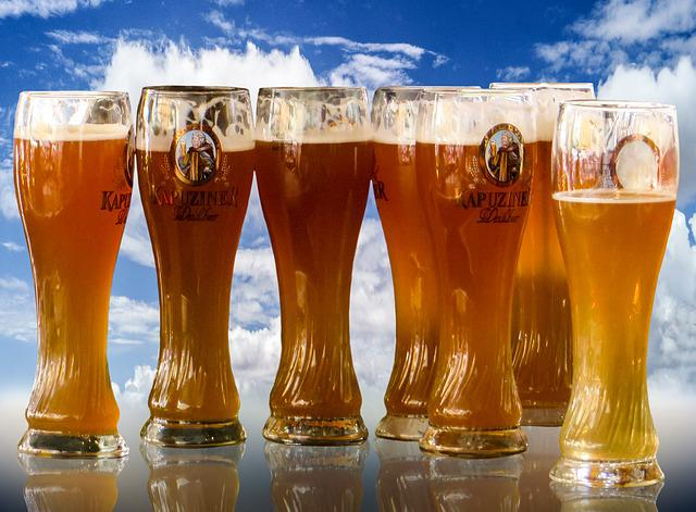 Beer, Oktoberfest, Beer Glass, Beer Garden, Bavaria