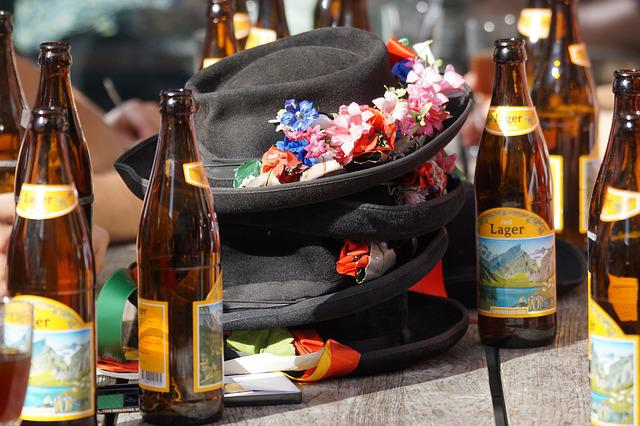 Cattle Show, Mountain Hats, Beer, Break, Tradition