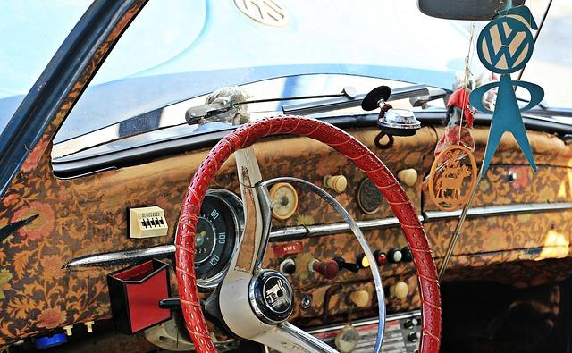 Vw Beetle, Beetle, Oldtimer, Vehicle, Auto, Volkswagen