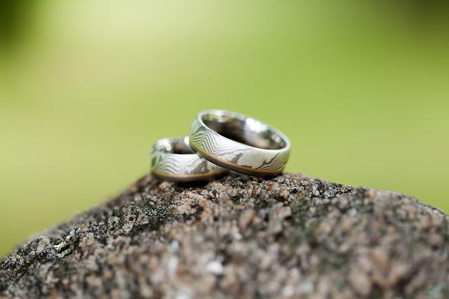 Wedding, Rings, Marry, Love, Jewellery, Before, Two