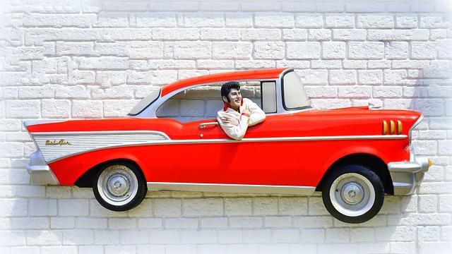 Bel Air, Car, Vehicle, Entertainment, Transportation