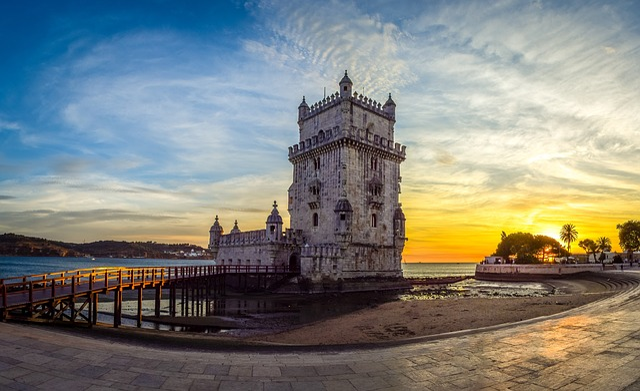 Belém Tower, Belem Tower, Lisbon, Discoveries, Portugal