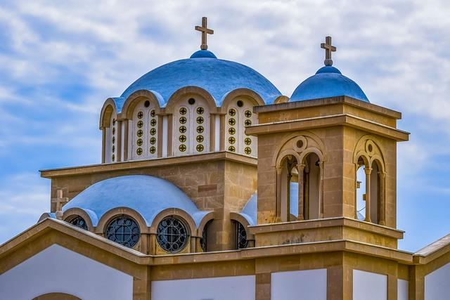 Church, Religion, Dome, Belfry, Cross, Architecture