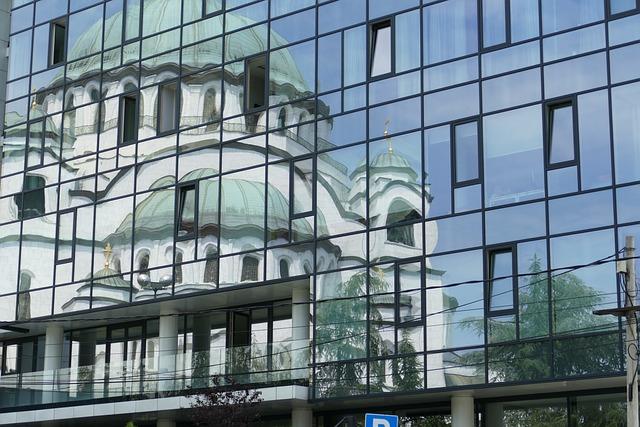 Belgrade, Serbia, Capital, Dome, House Of Worship