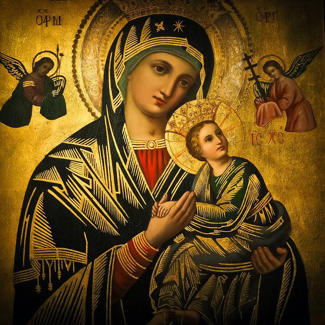 Icon, Church, Image, Historically, Believe, Painting