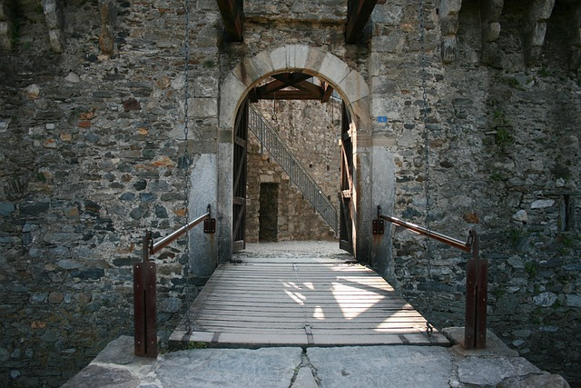 Castello Di Montebello, Bellinzona, Goal, Bridge, Input