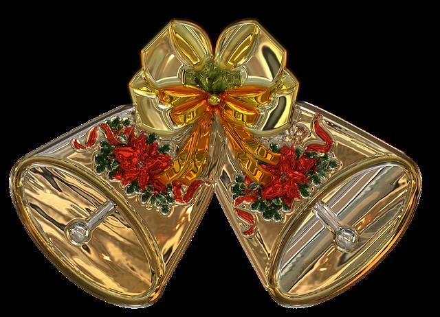 Christmas, Bells, Metallizer, Art, Glass, Factory