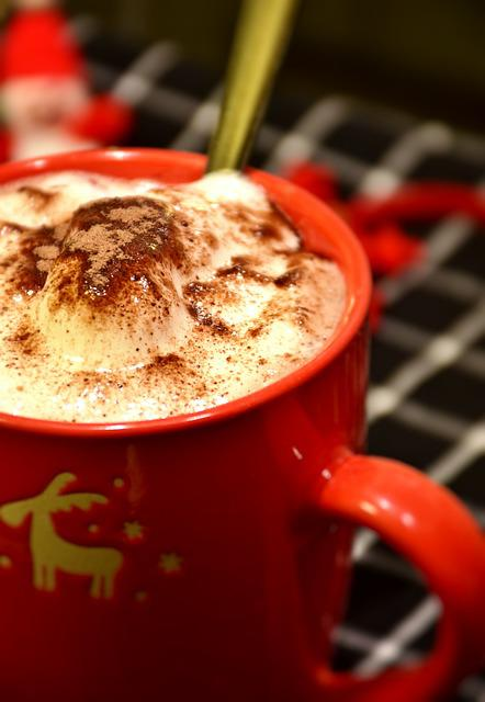 Cup, Chocolate, Cocoa, Hot, Milk Foam, Benefit From