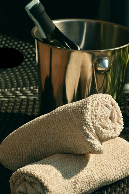 Refreshment, Towel, Sector, Relaxation, Benefit From