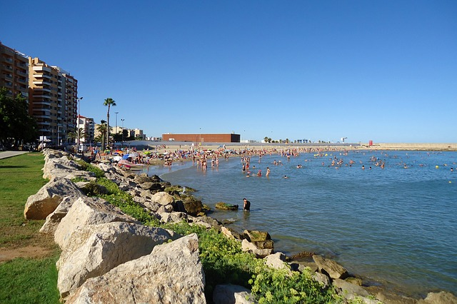 Benicarló, Castellón, Mediterranean, Tourism, Beach