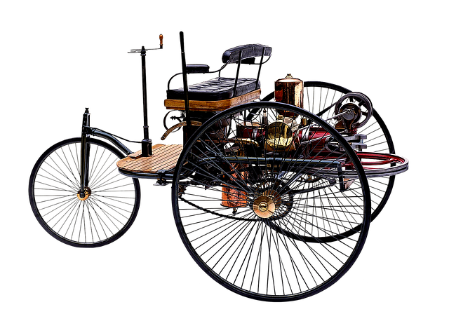 Isolated, Patent Motor Car, Benz And Co In Mannheim