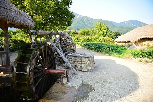Home, Naganeupseong, Suncheon, Beolgyo, Persimmon
