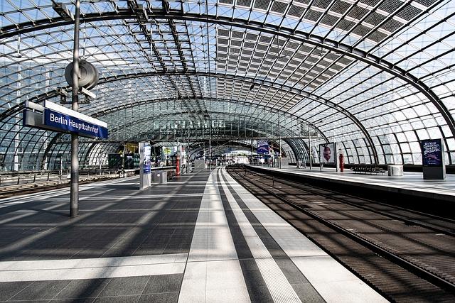 Berlin, Central Station, Berlin Central Station