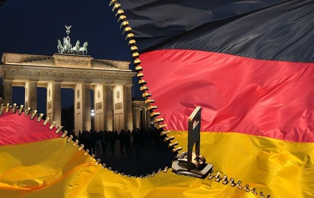 Berlin, Capital, Germany, Brandenburg Gate