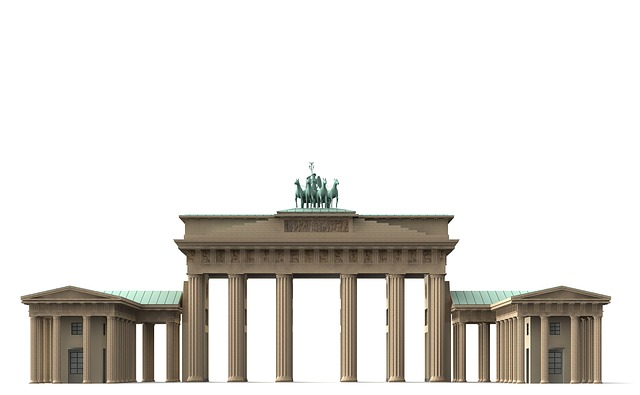 Brandenburg Gate, Berlin, Landmark, Columnar