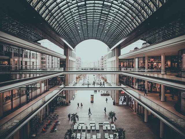 Berlin, Shopping, Architecture, Leipzig Burst, Fashion
