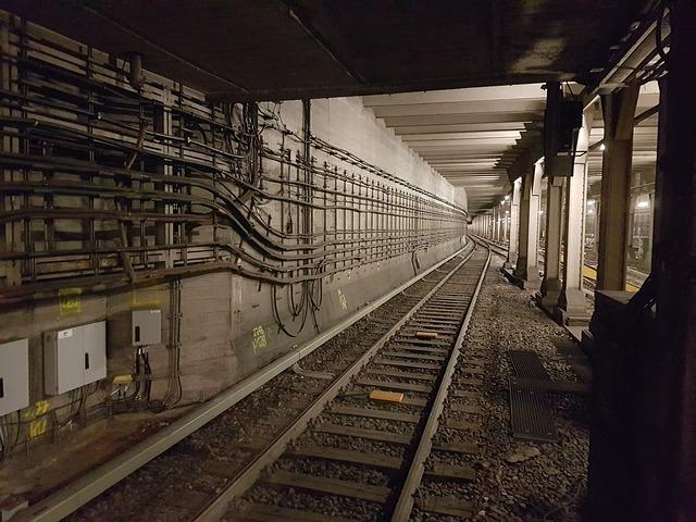 Ubahn, Bahn, Metro, S Bahn, Berlin, Tunnel