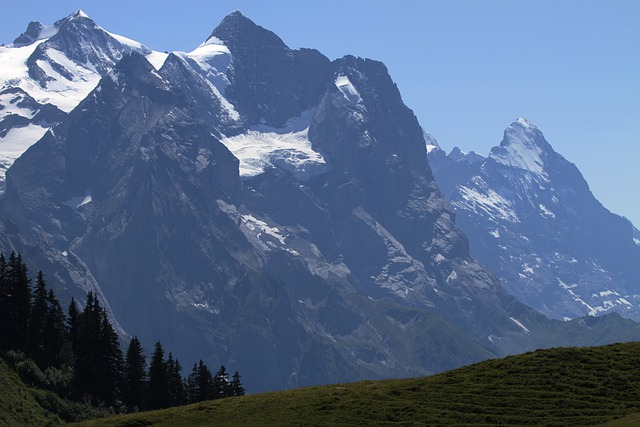Berner, Bernese Oberland, Alps, Mountains, Alpine